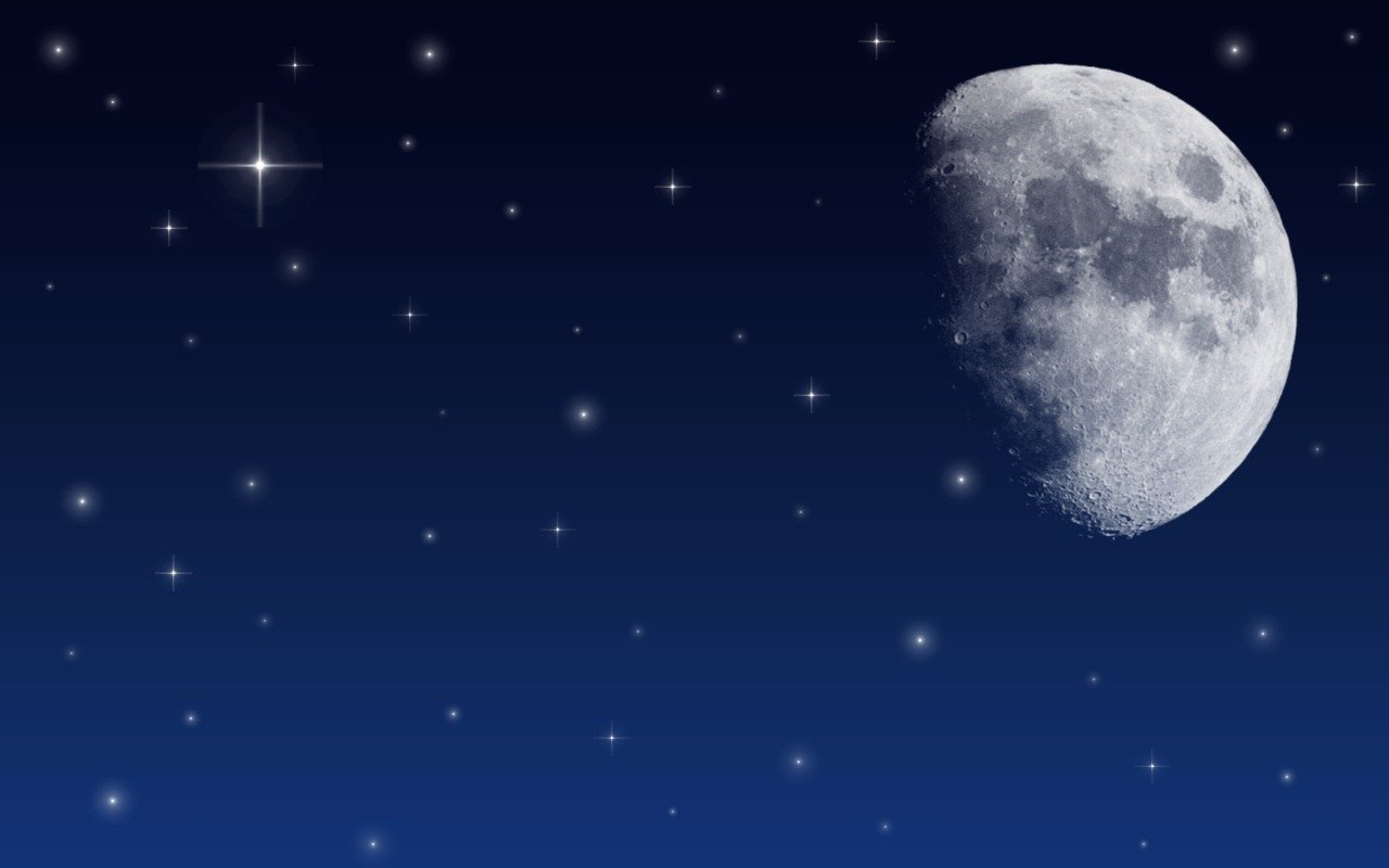 Animated Night Sky Wallpaper Wallpapersafari