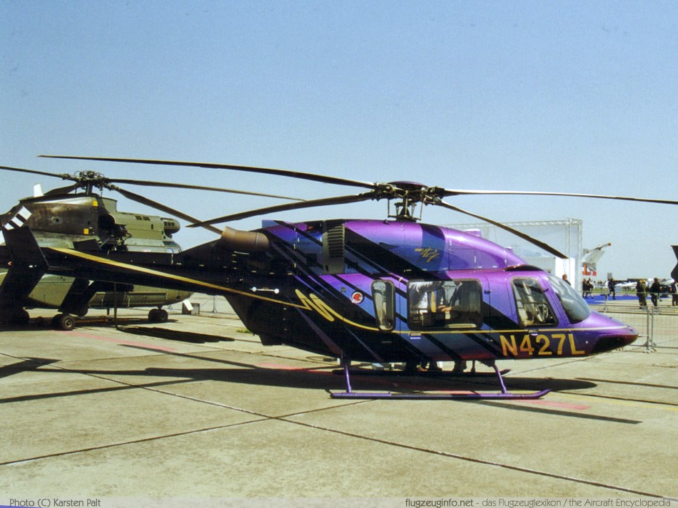 Bell Helicopter KAI Bell 427 SB427   Specifications   Technical 950x713