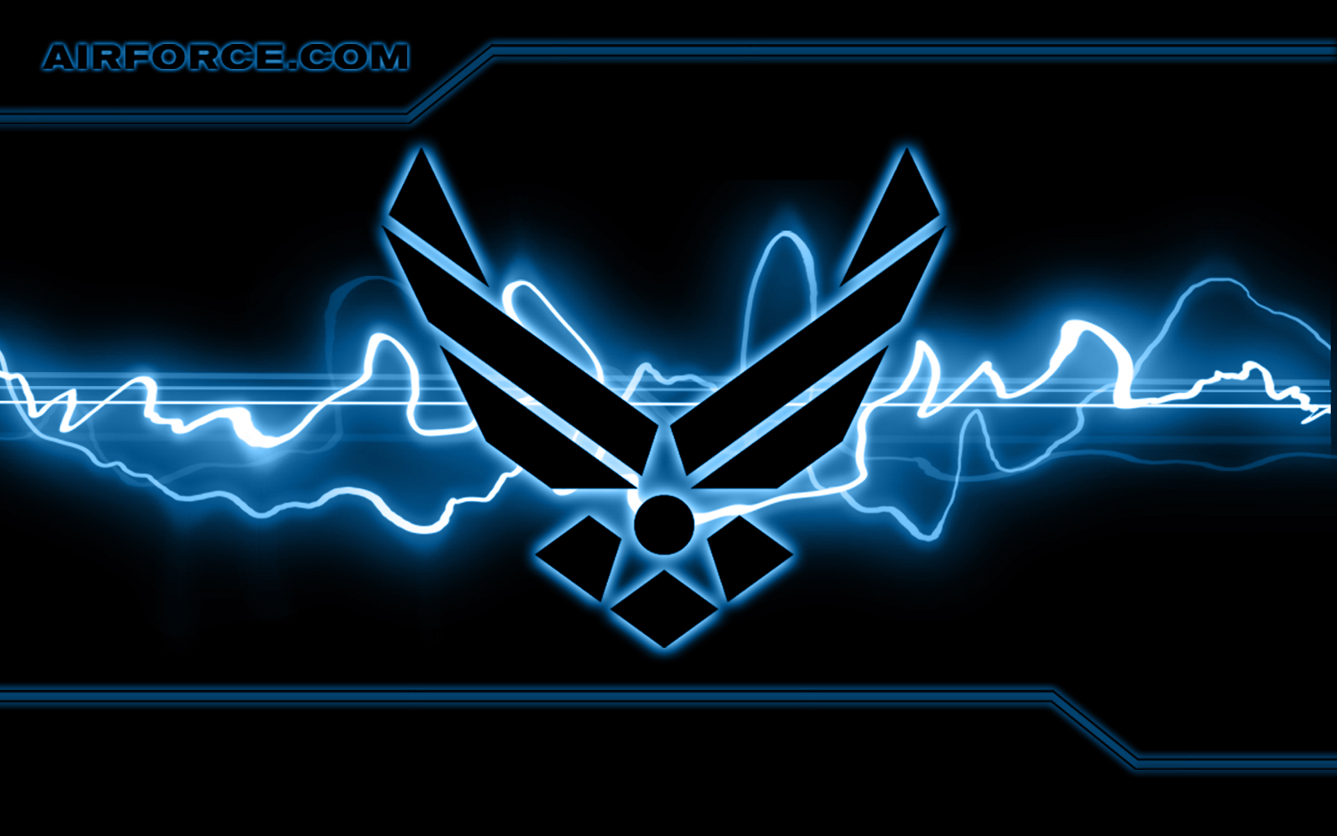 50 Usaf Logo Wallpaper On Wallpapersafari
