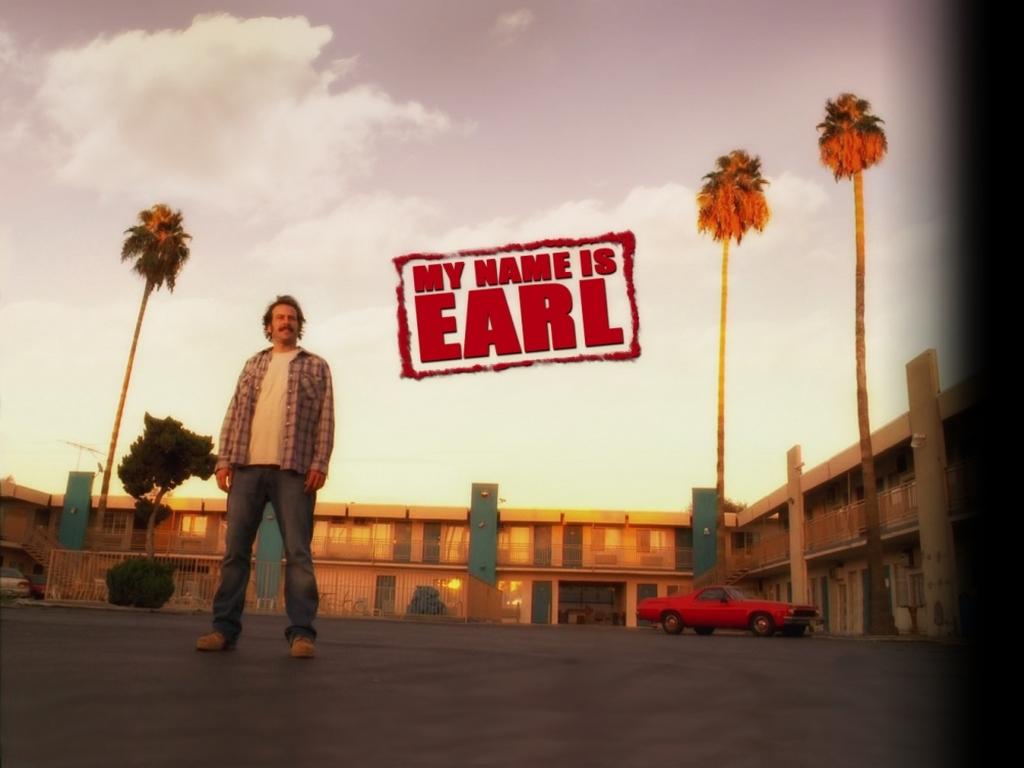 My Name is Earl   My Name is Earl Wallpaper 1415156 1024x768