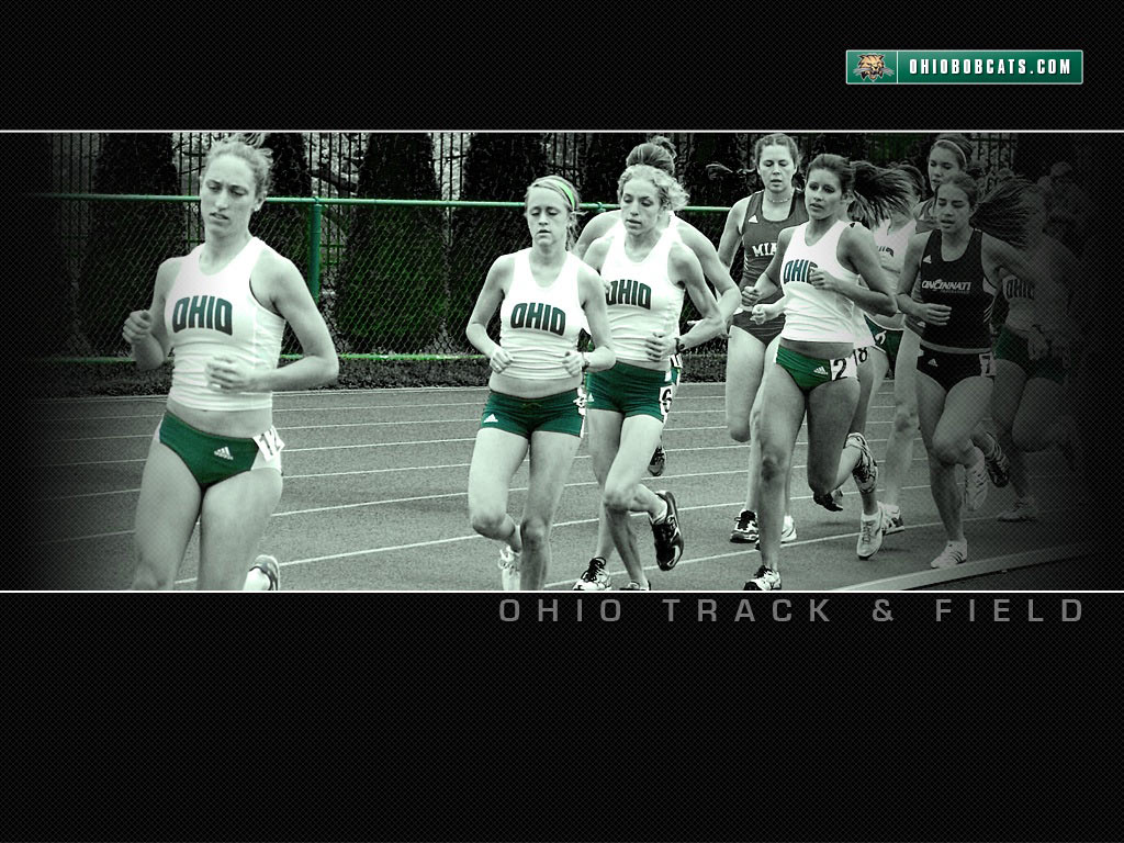 OHIOBOBCATSCOM   Ohio Official Athletic Site   Track Field 1024x768