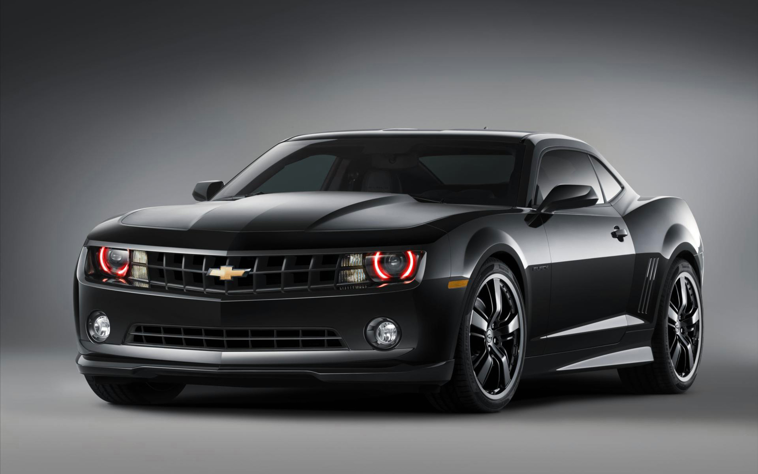 Black Chevrolet Camaro ZL1 wallpaper Wallpaper 2560x1600