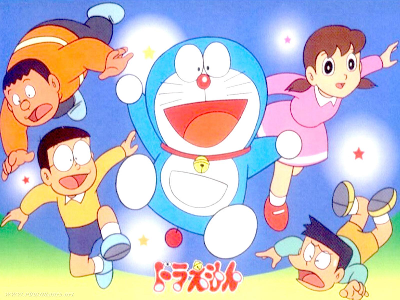 Doraemon 3D Wallpaper   Wallpapers HD Fine 1600x1200