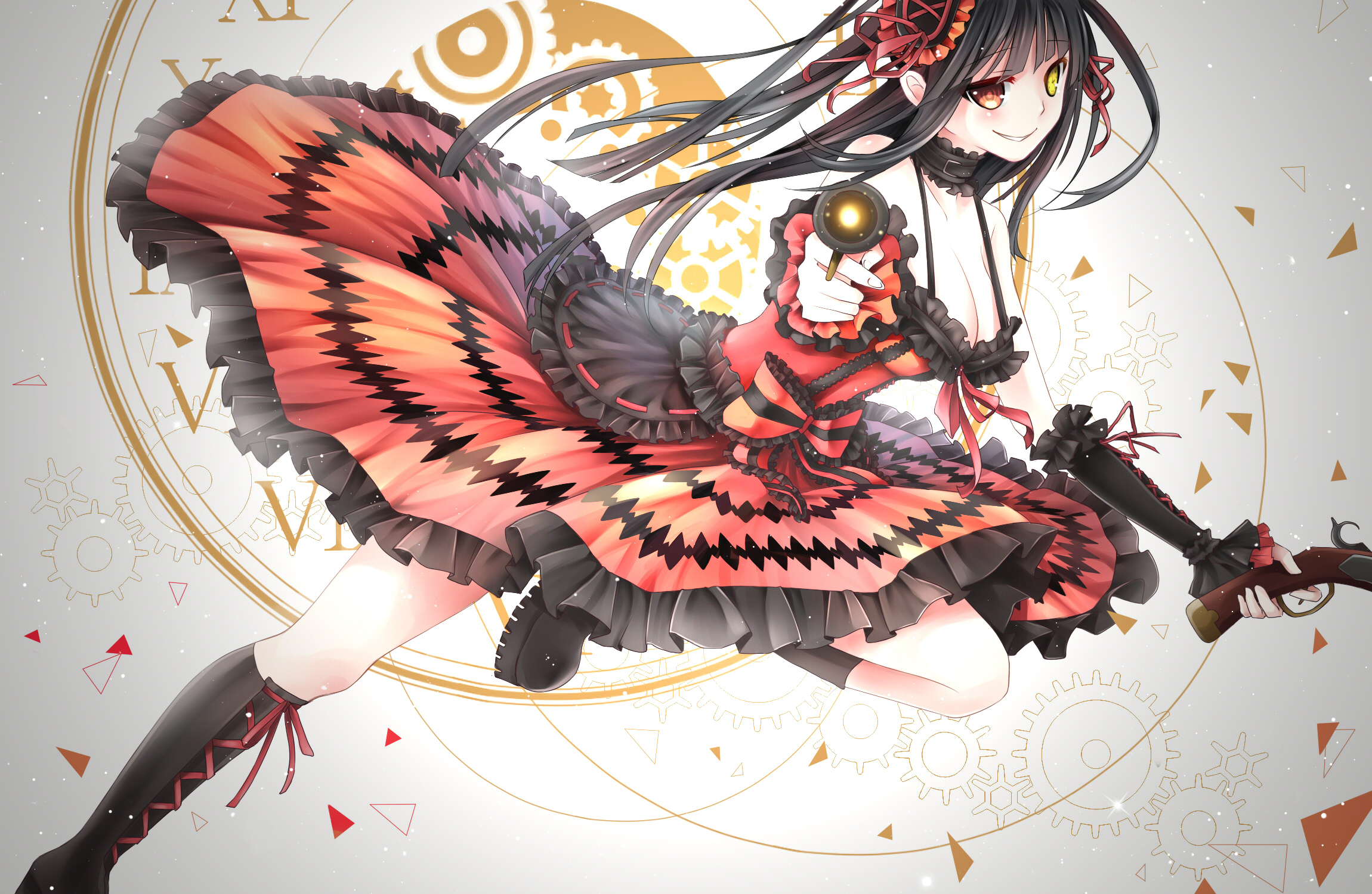 Date A Live Full HD Wallpaper and Background 2300x1500 2300x1500