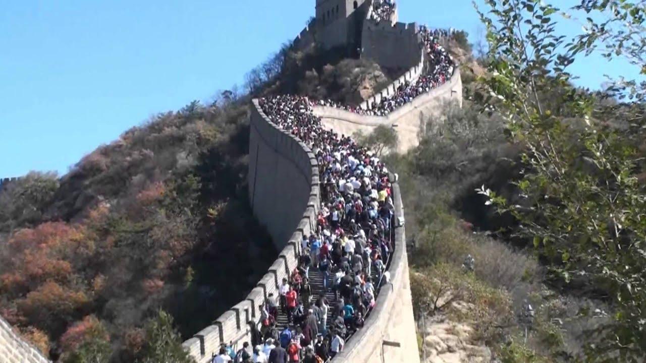 Great Wall of China 1280x720