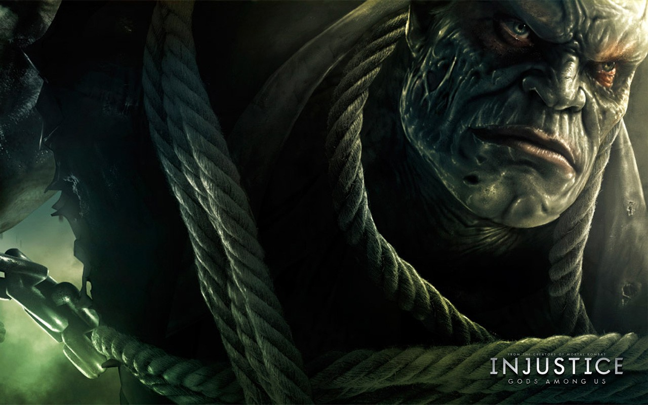 Download Injustice Gods Among Us Wallpaper Hulk pictures in high 1280x800