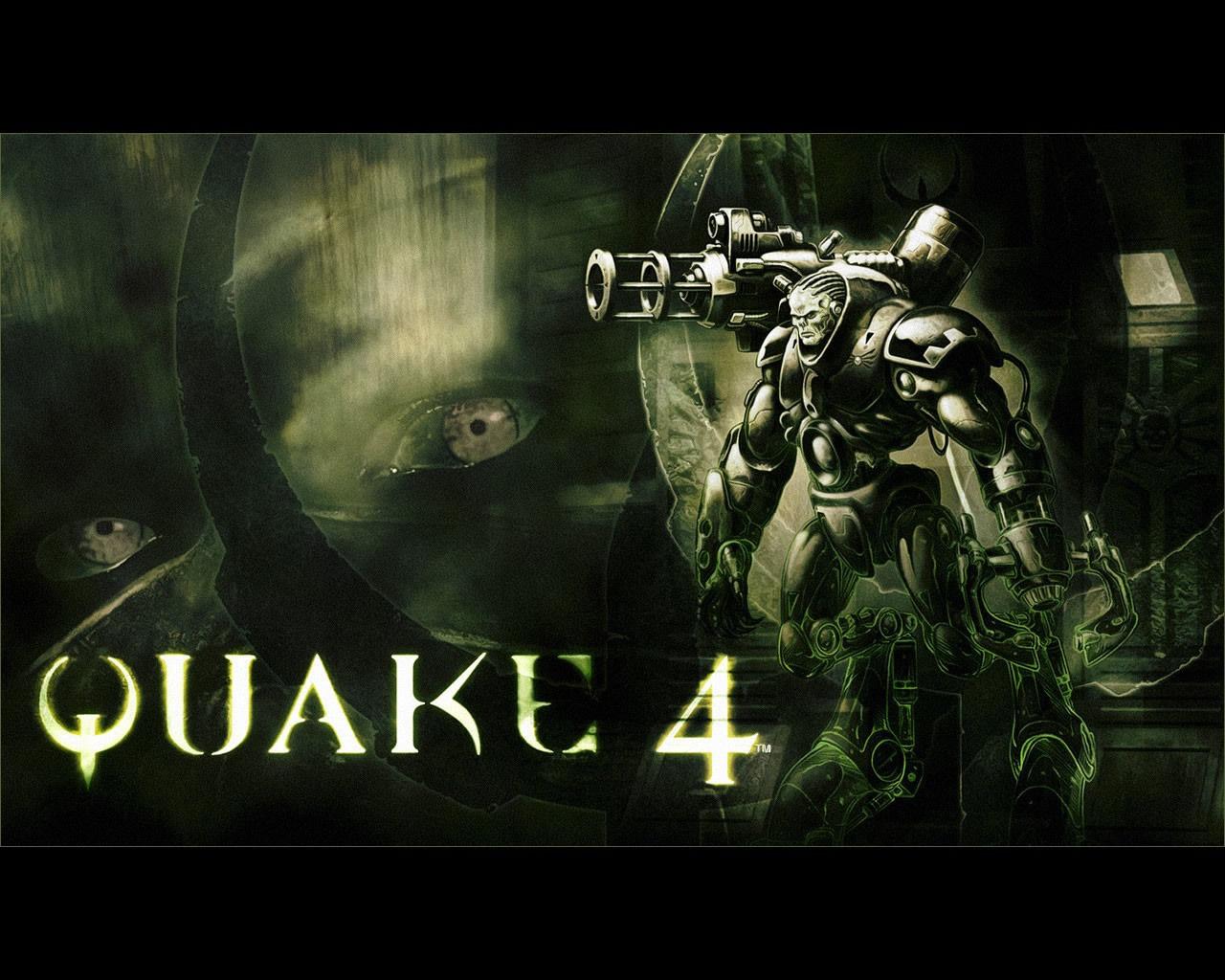 Quake 4 Fondos de pantalla HD Fondos de Escritorio   Wallpaper 1280x1024