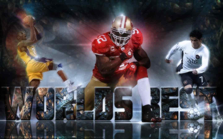 NFL Field Logo 1920x1080 HD Wallpaper Sports NFL Football   LMM 1440x900