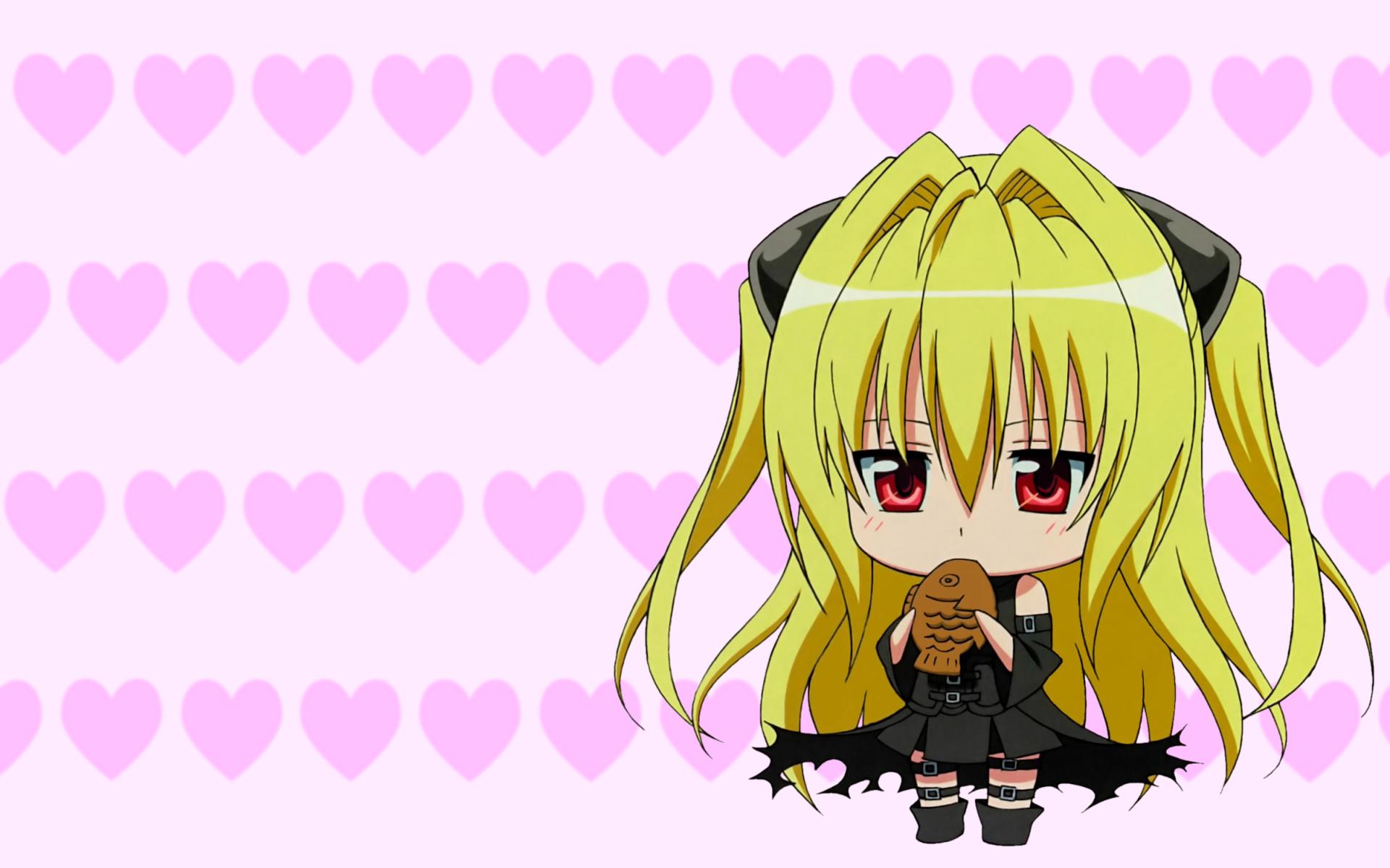 Anime To Love ru Wallpaper 1920x1200 Anime To Loveru 1920x1200