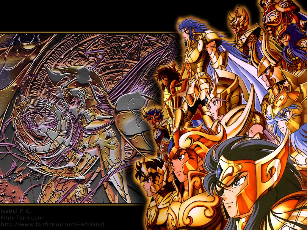 50 Saint Seiya Wallpaper On Wallpapersafari