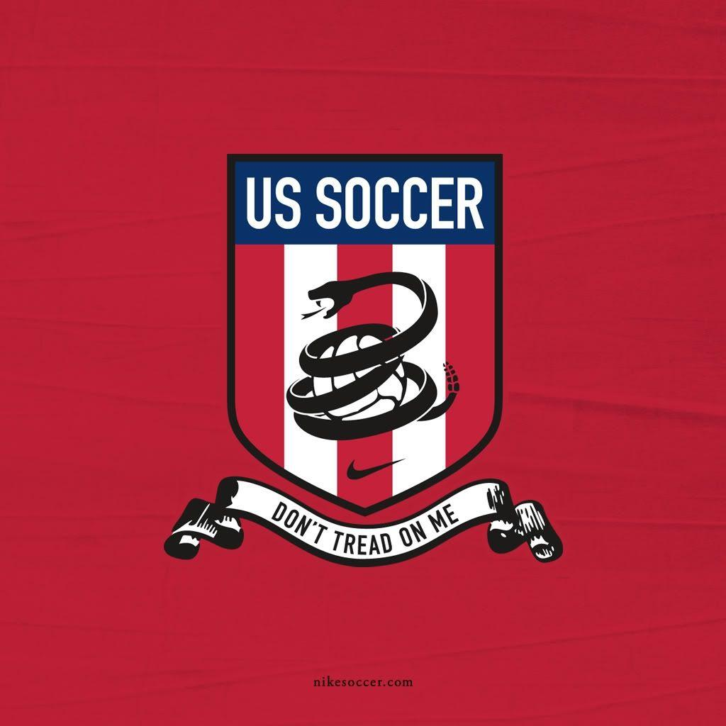 Us Soccer Wallpaper 1024x1024
