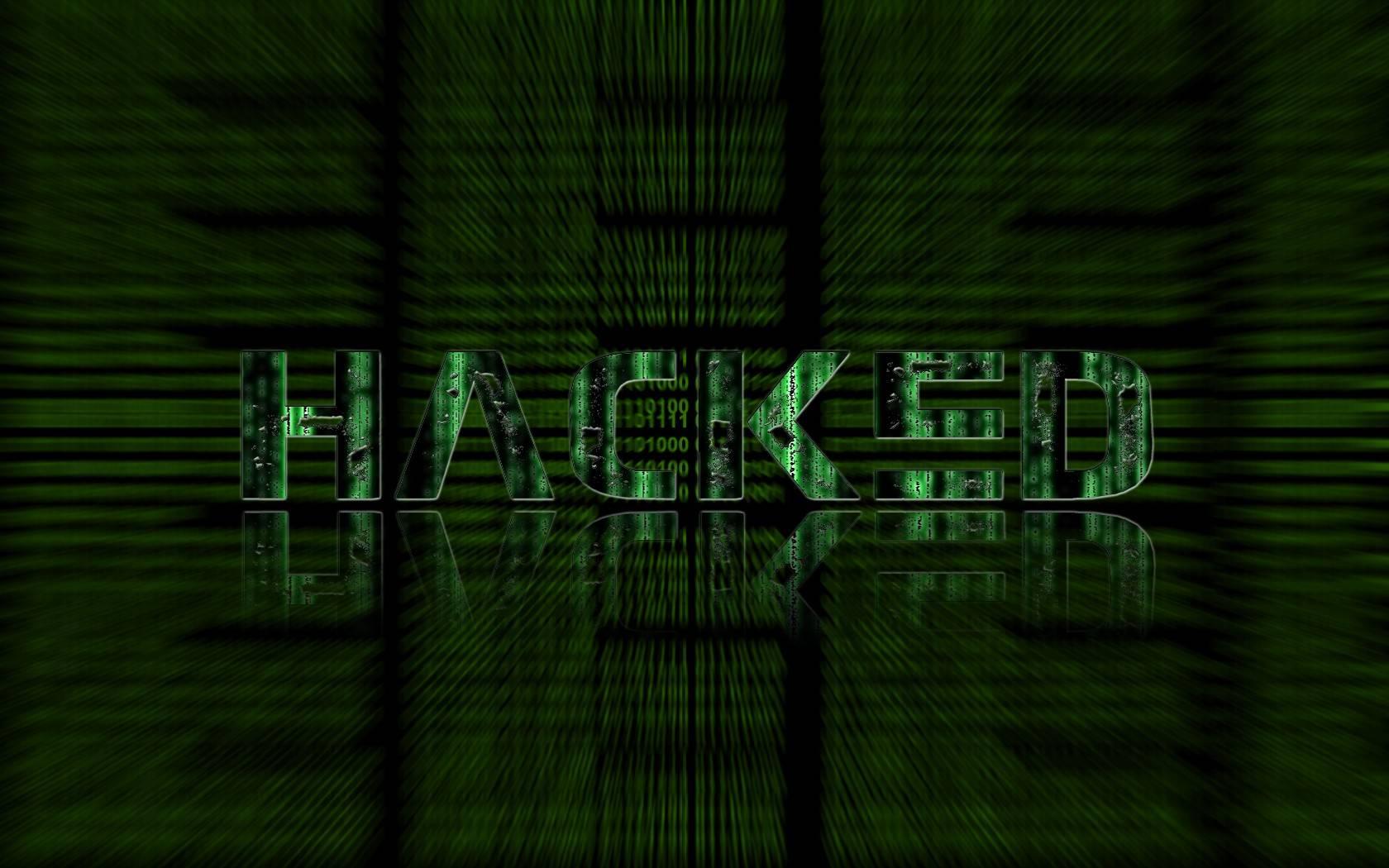 Hackers login