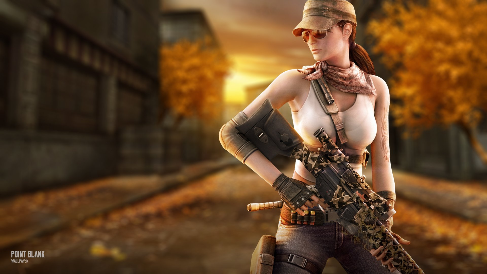 44 Point Blank 2015 Wallpaper On Wallpapersafari