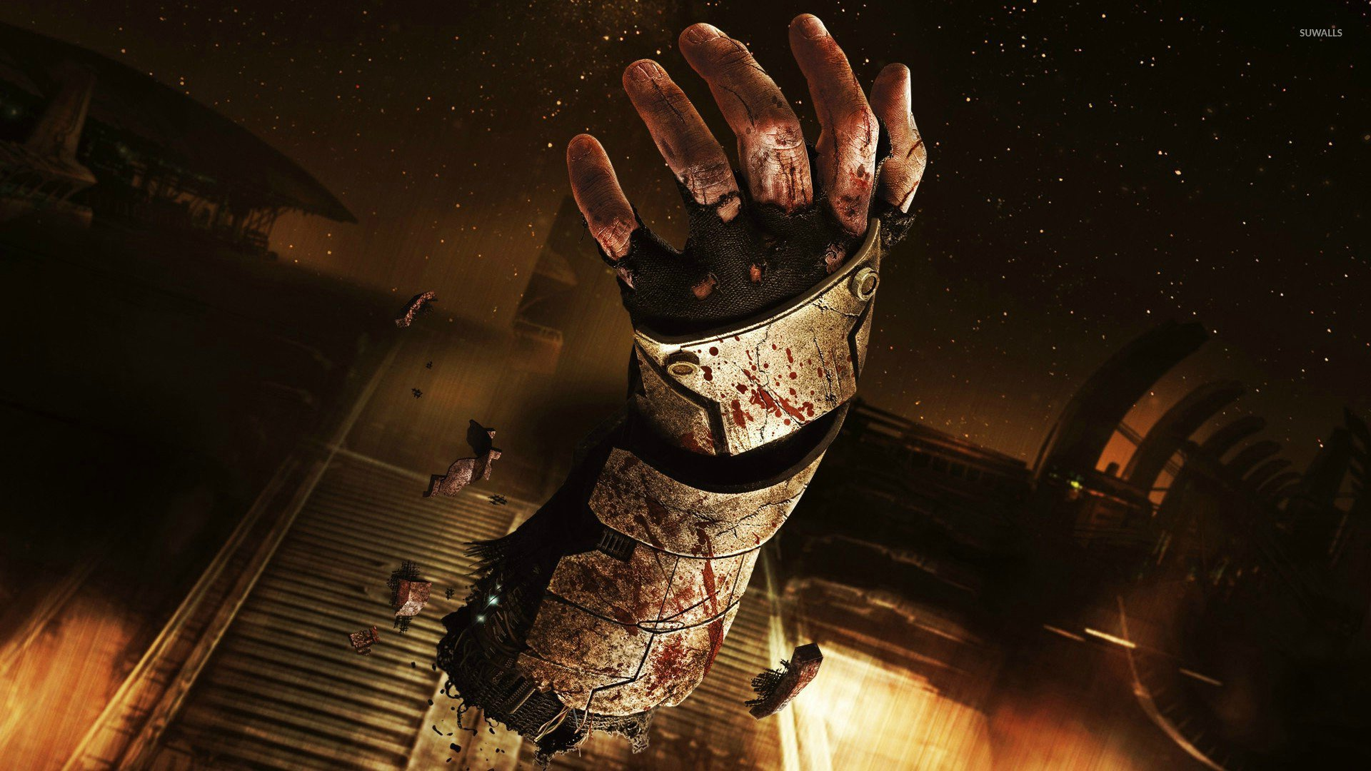 Dead Space 2 wallpaper   Game wallpapers   21084 1680x1050