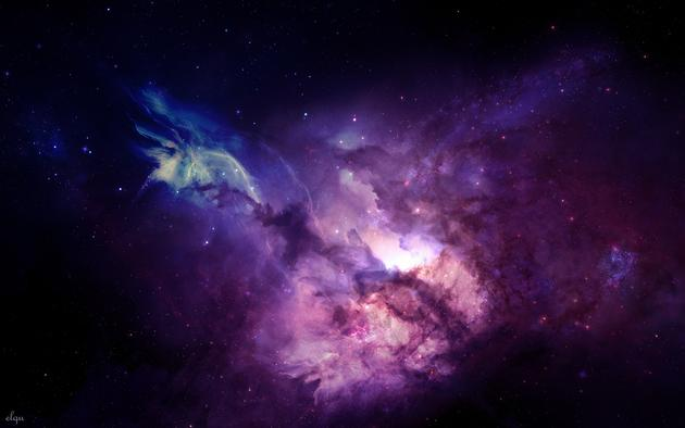 Daily Wallpaper: Infinite Space | I Like To Waste My Time
