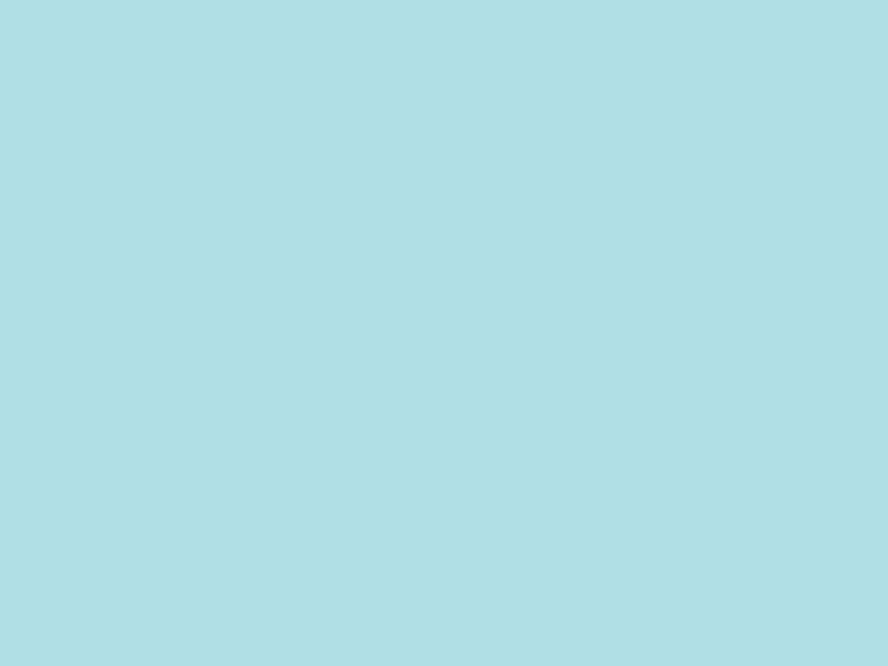 1280x960 resolution Powder Blue Web solid color background view 1280x960