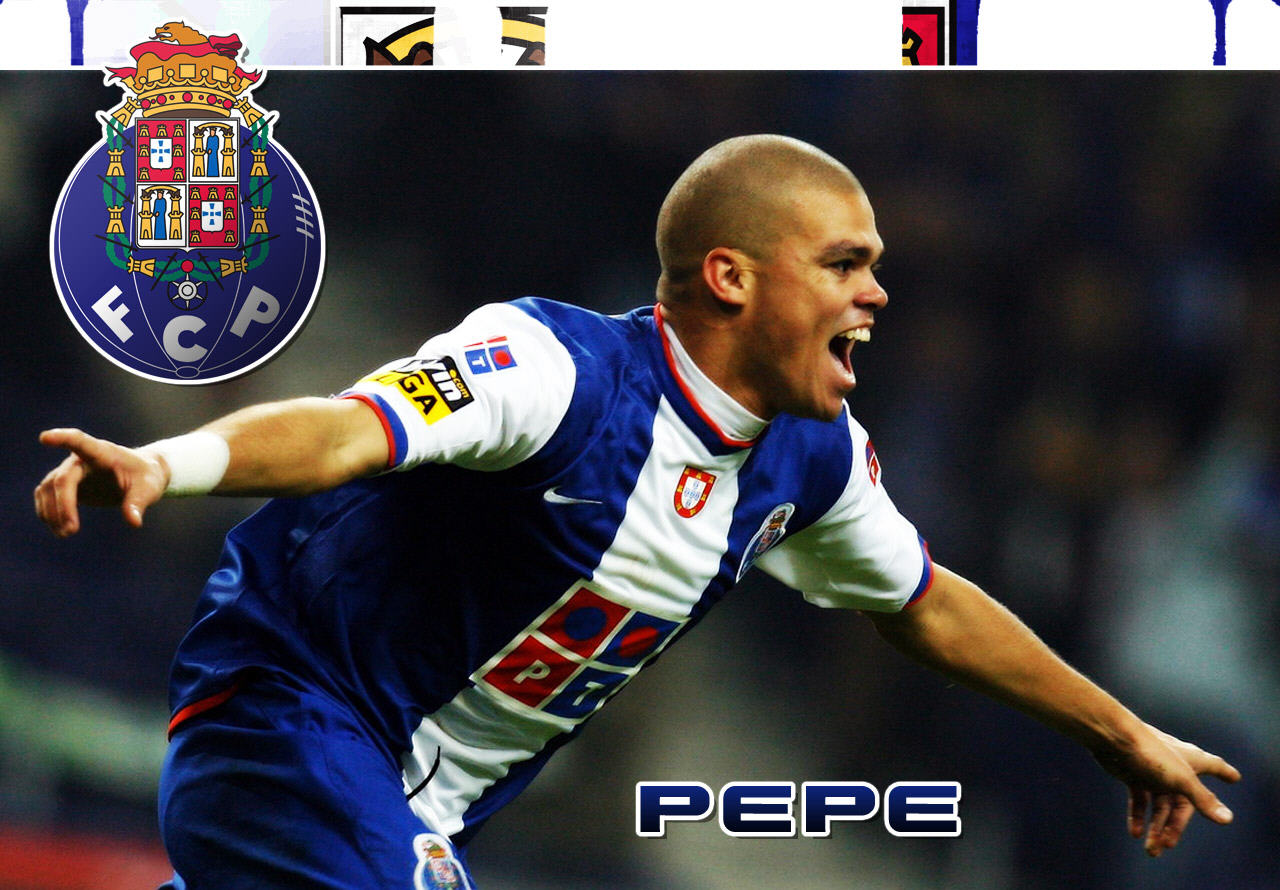 Kepler Pepe Celebration Wallpaper   Football HD Wallpapers 1280x890