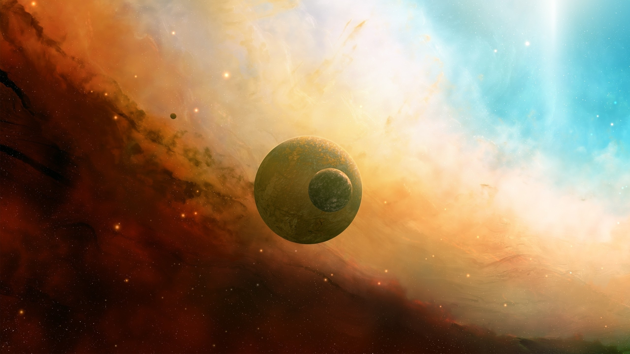 Colorful Outer Space 2560 x 1440 Download Close 2560x1440