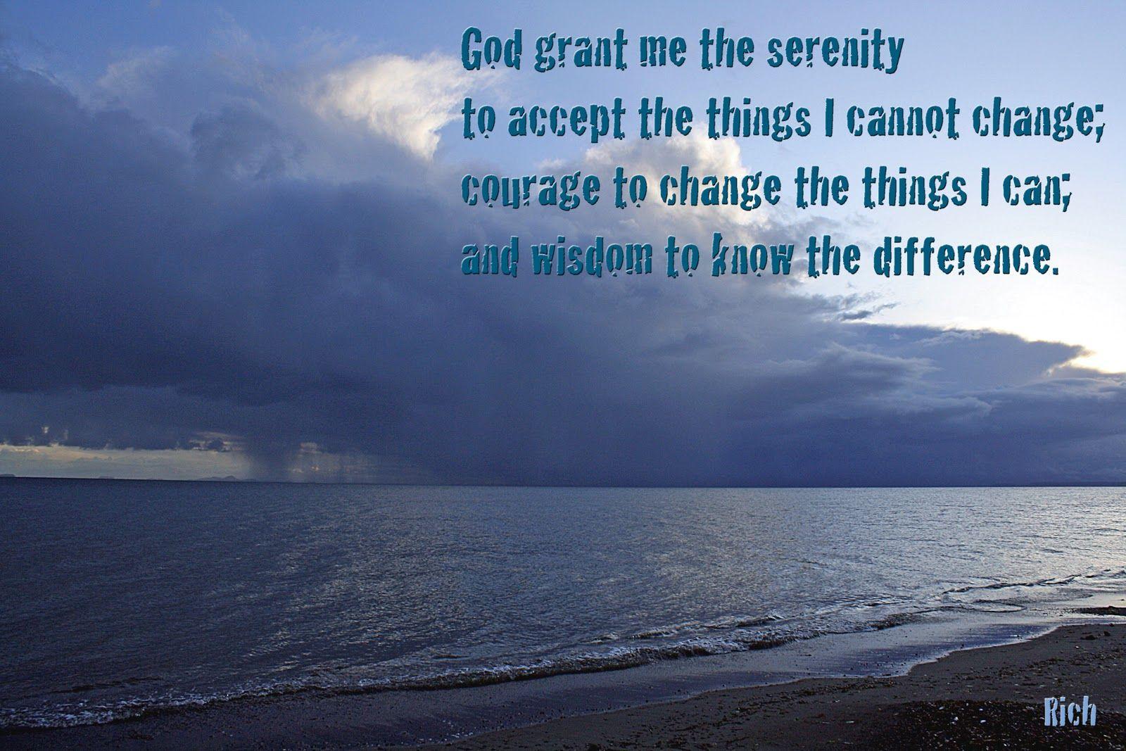 Serenity Prayer Wallpapers 1600x1067