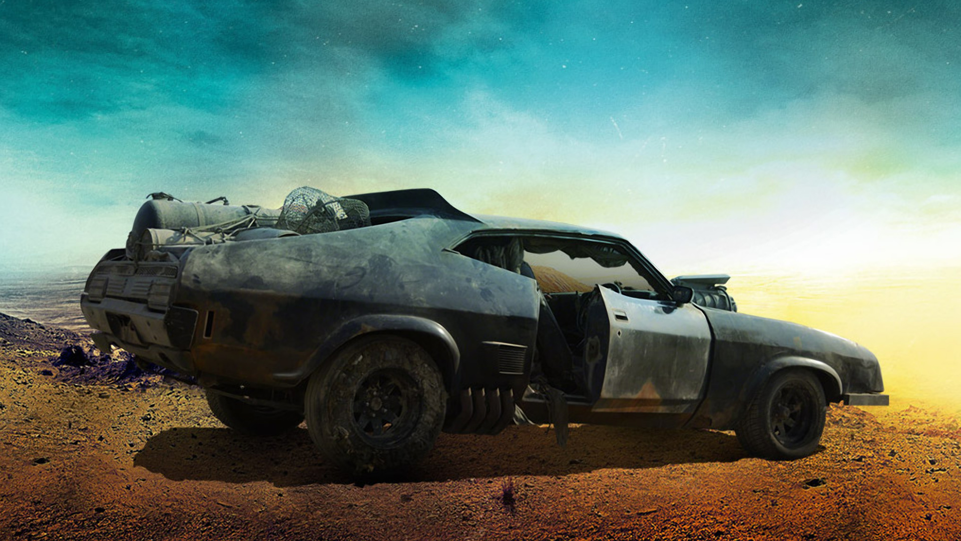 Mad Max HD Wallpaper 2712 1920x1080