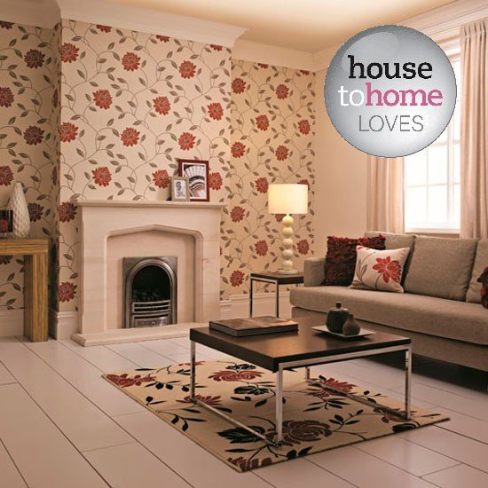 Looking for wallpaper ideas to update your home for winter Then look 550x550