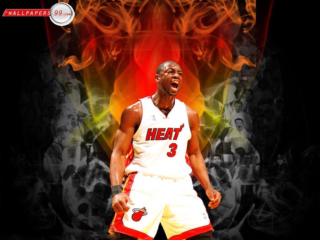 Miami Heat Wallpapers 1024x768