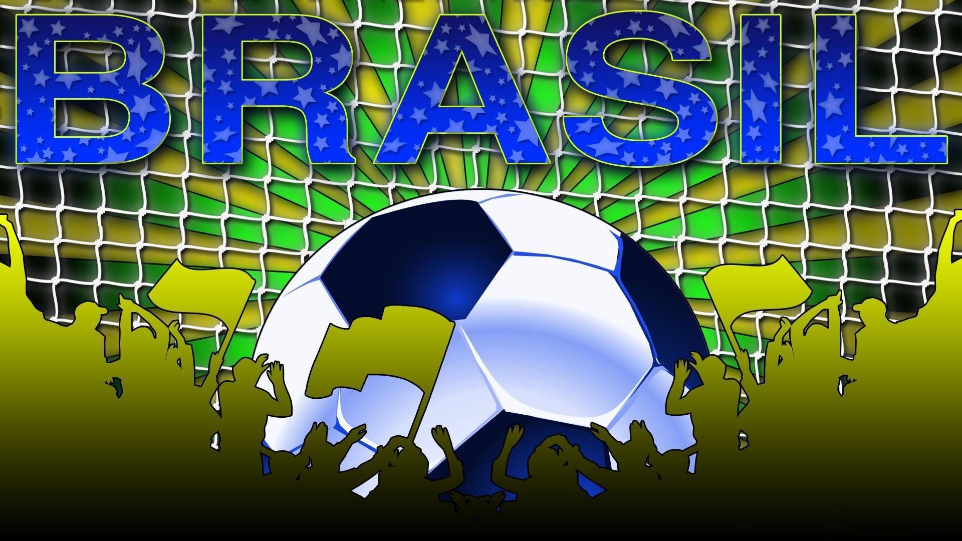 Brazil Soccer HD Wallpaper 1920x1080