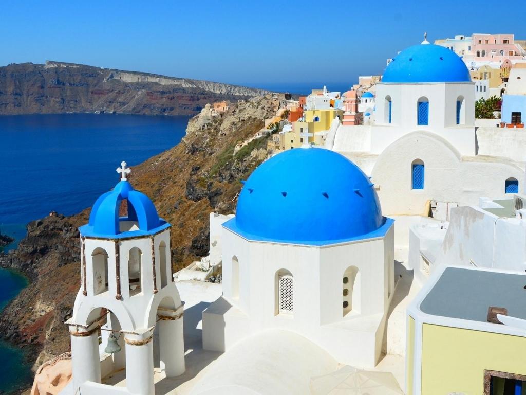 oia greece santorini wallpaper - photo #19