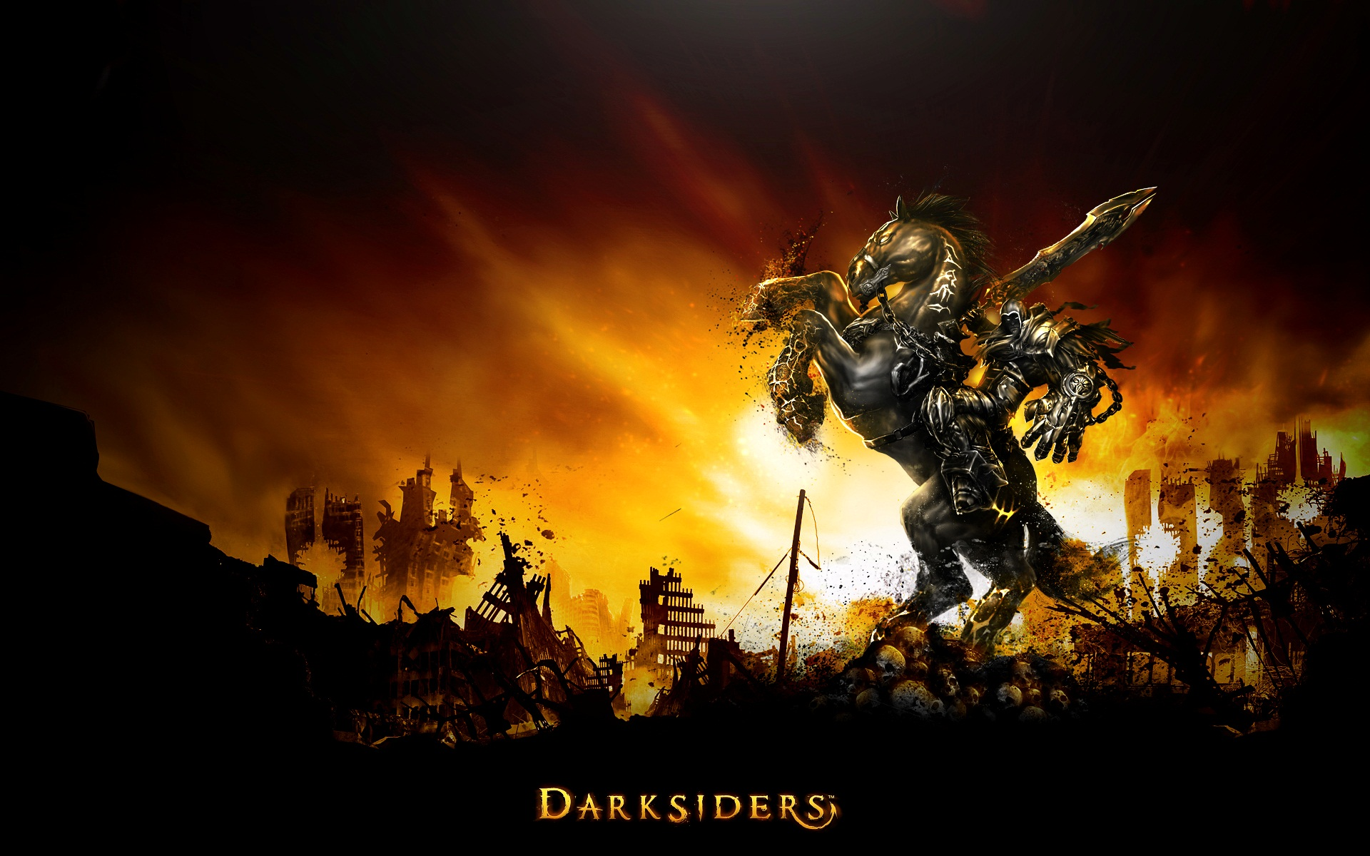 Darksiders Wallpapers HD Wallpapers 1920x1200