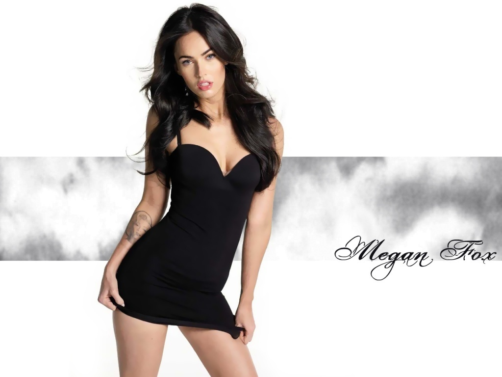Megan Fox Hd Wallpapers 1080p \x3cb\x3emegan fox wallpapers\x3cb\x3e 1024x768