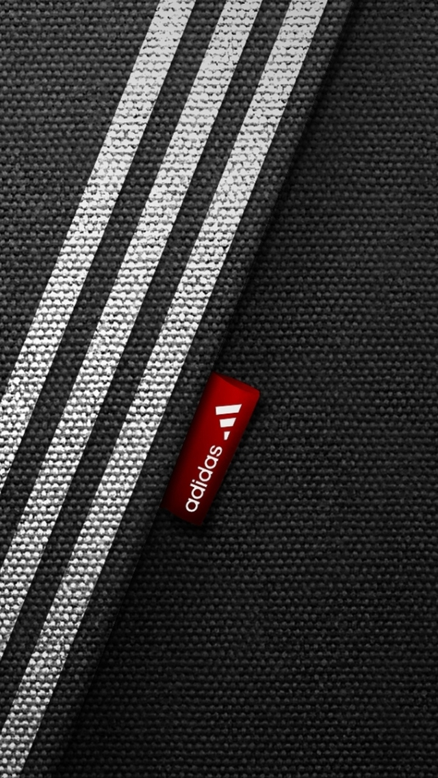 Adidas Fabric Texture   iPhone 5 Wallpaper   Pocket Walls HD iPhone 640x1136