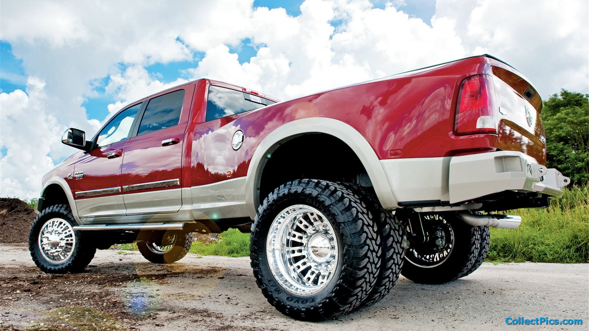 Lifted Trucks Wallpapers 44 background pictures 1920x1080