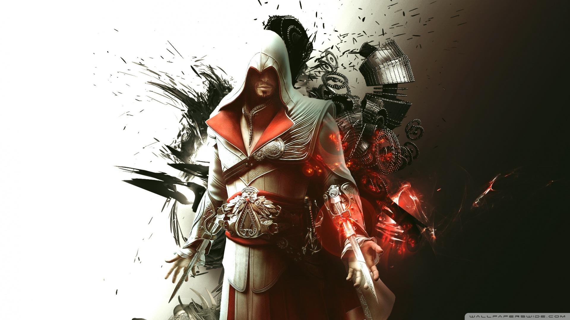 Assassins Creed 3 Brotherhood Wallpaper 1920x1080 Assassins Creed 3 1920x1080