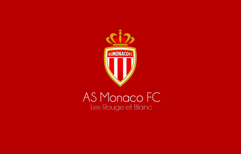 Wallpaper sport logo football Monte Carlo AS Monaco FC images 1332x850