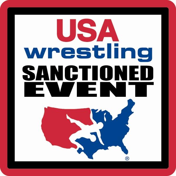 Wrestling Logo 600x600
