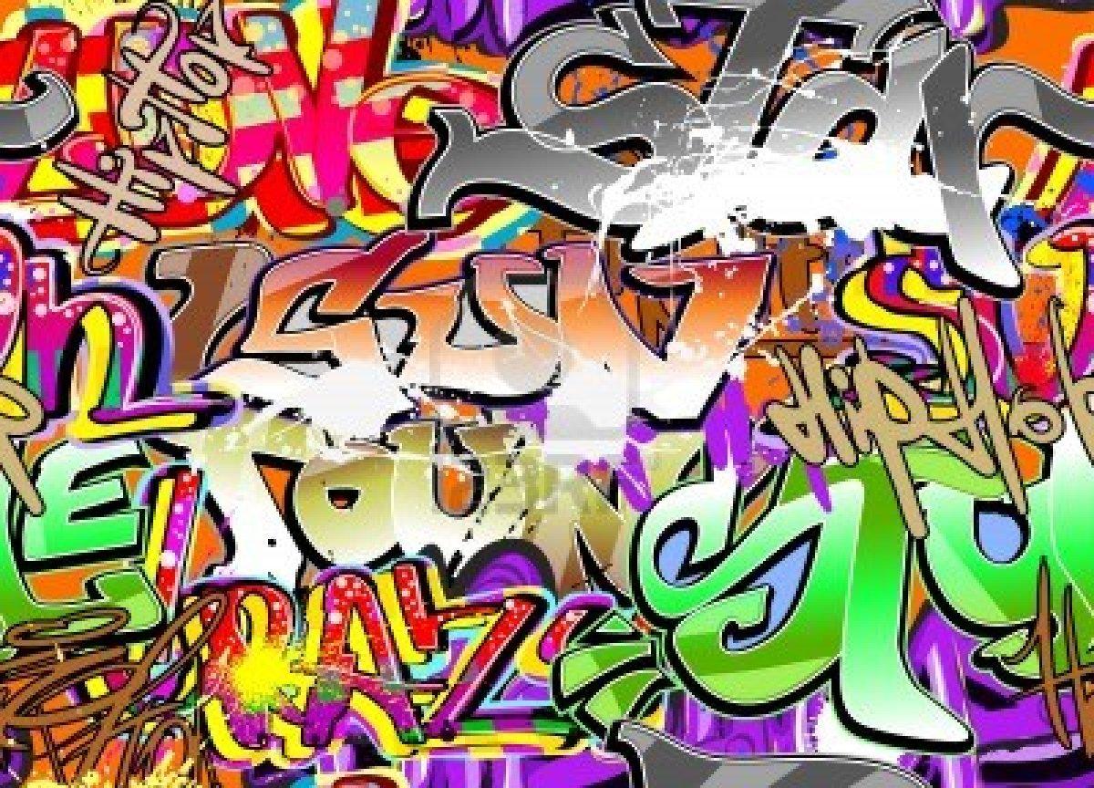 Stylish Graffiti Hip Hop Graffiti 1200x864