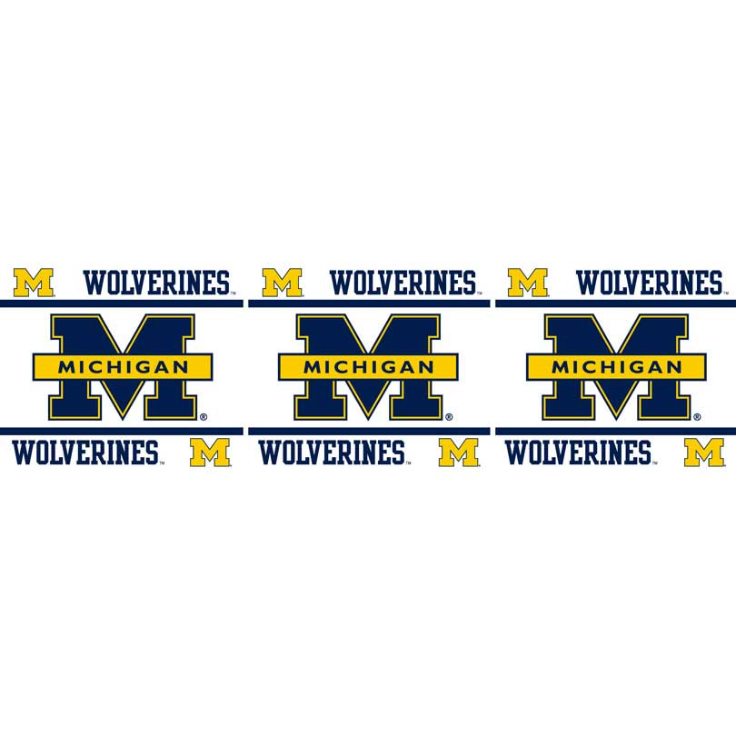 College Bedding Room Decor Accessories Michigan Wolverines 810x810