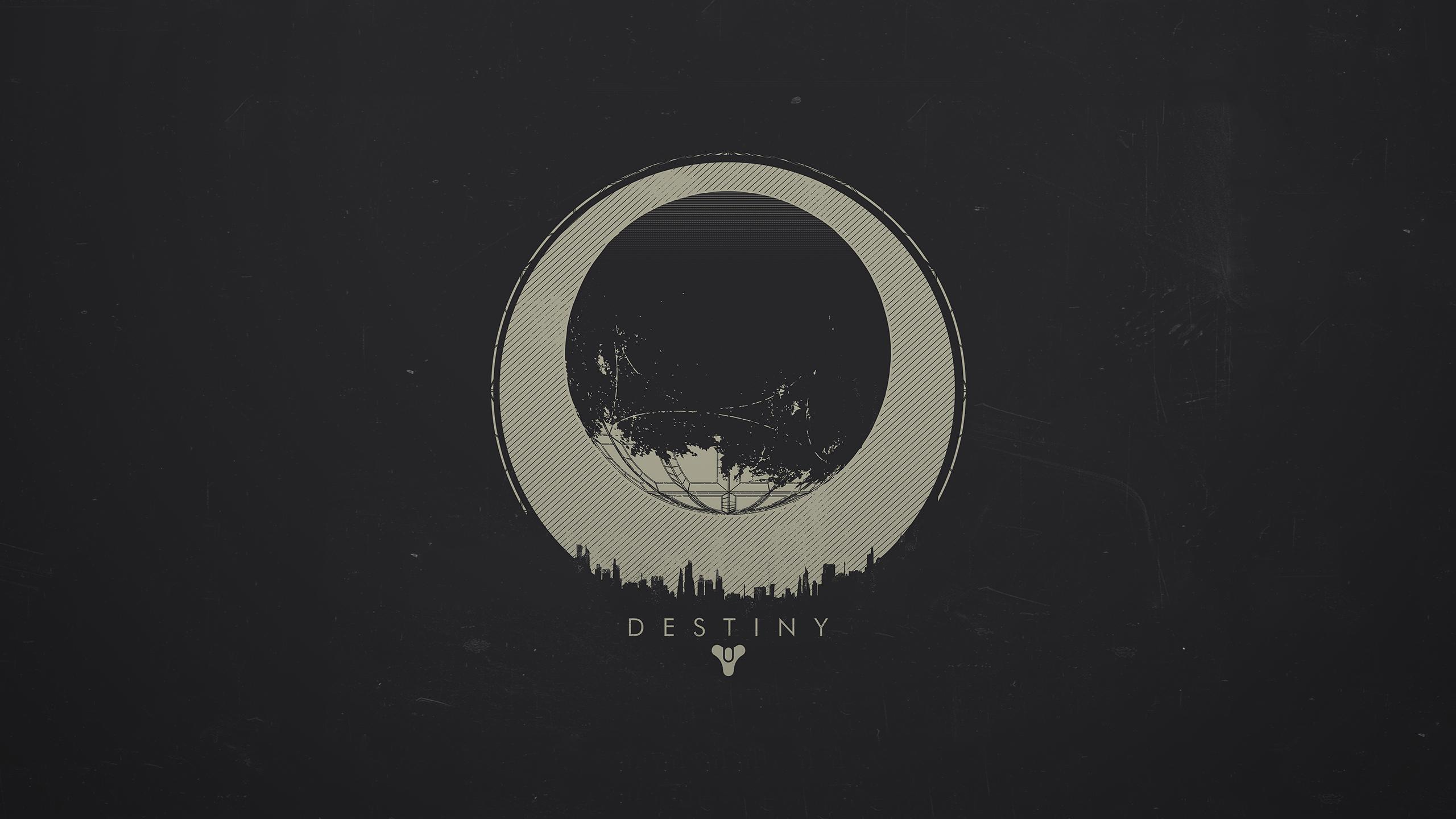 Destiny Minimalist Wallpaper - WallpaperSafari