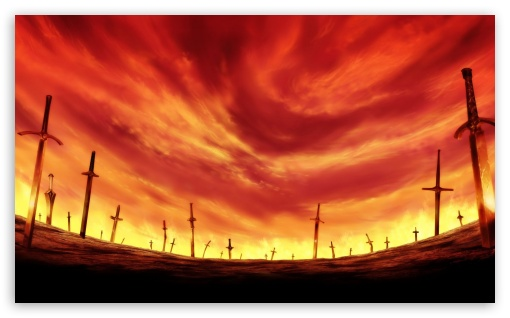 Download Unlimited Blade Works wallpaper 510x318