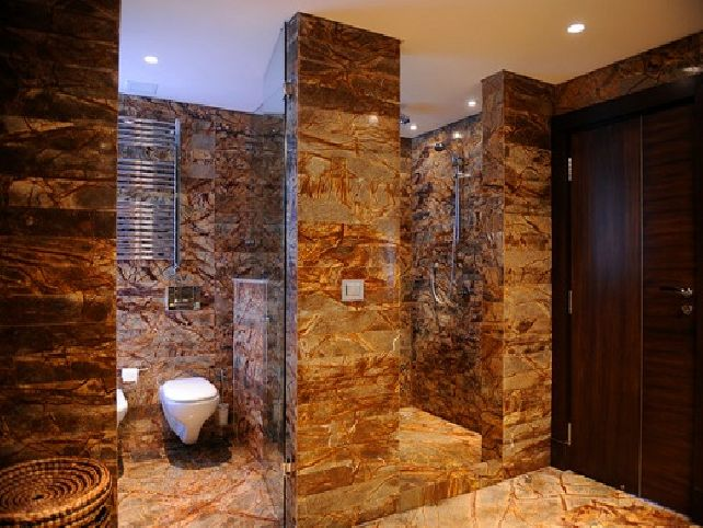 Rustic Bathroom Designs: Rustic Bathroom Wallpaper