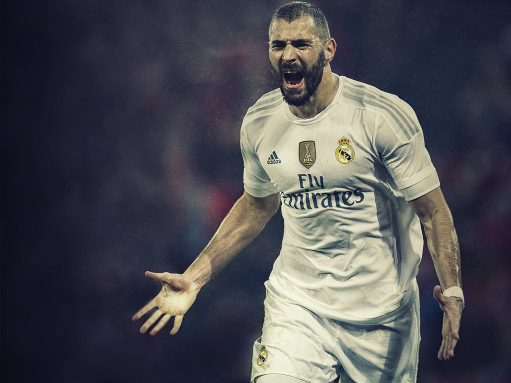 download Benzema 10 by Kerimov23 [1032x774] for your Desktop 1032x774