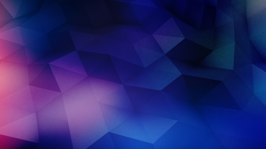 852x480 Blue Purple Geometric Shapes desktop PC and Mac wallpaper 852x479
