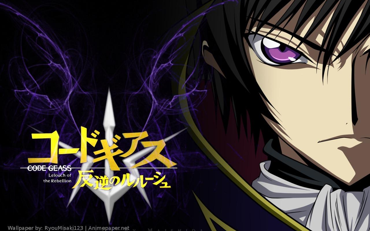 code geass lamperouge lelouch HD Wallpaper   Anime Manga 901743 1280x800