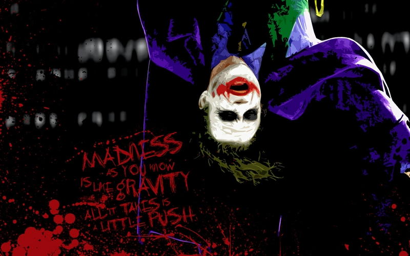 Joker Wallpapers Dark Knight Best HD Desktop Wallpapers Widescreen 800x500