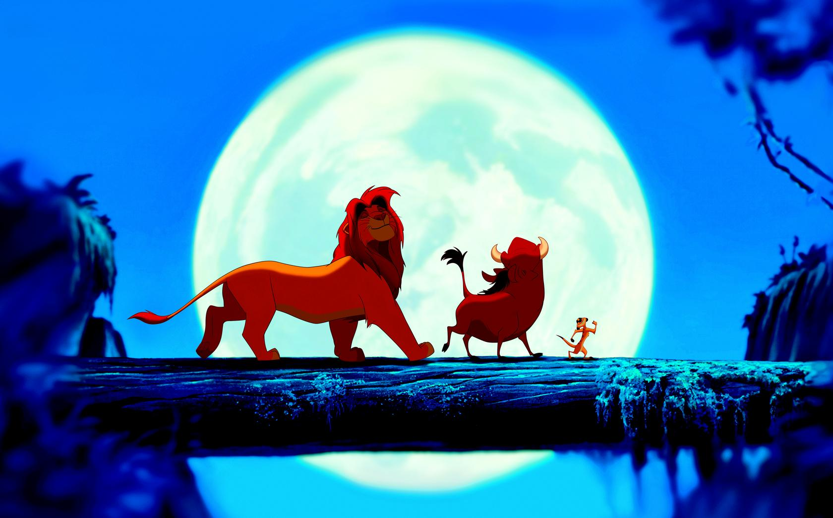 Lion King desktop wallpaper hakuna matata 1680x1044