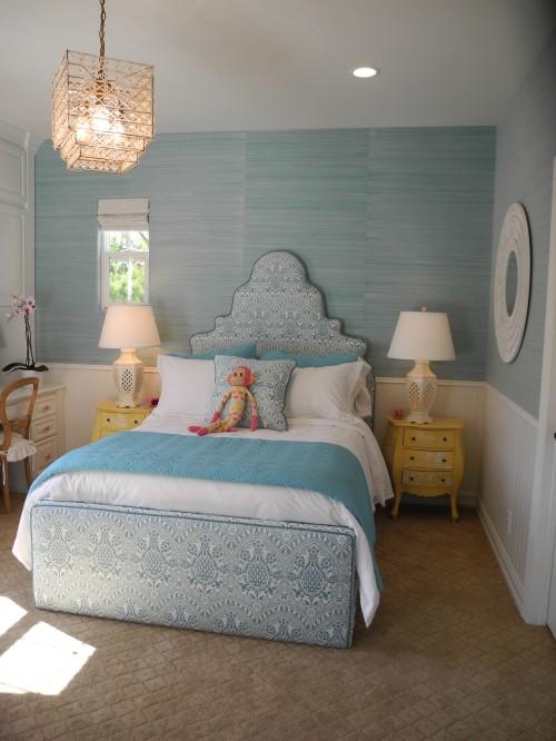 49 Blue Grasscloth Wallpaper On Wallpapersafari