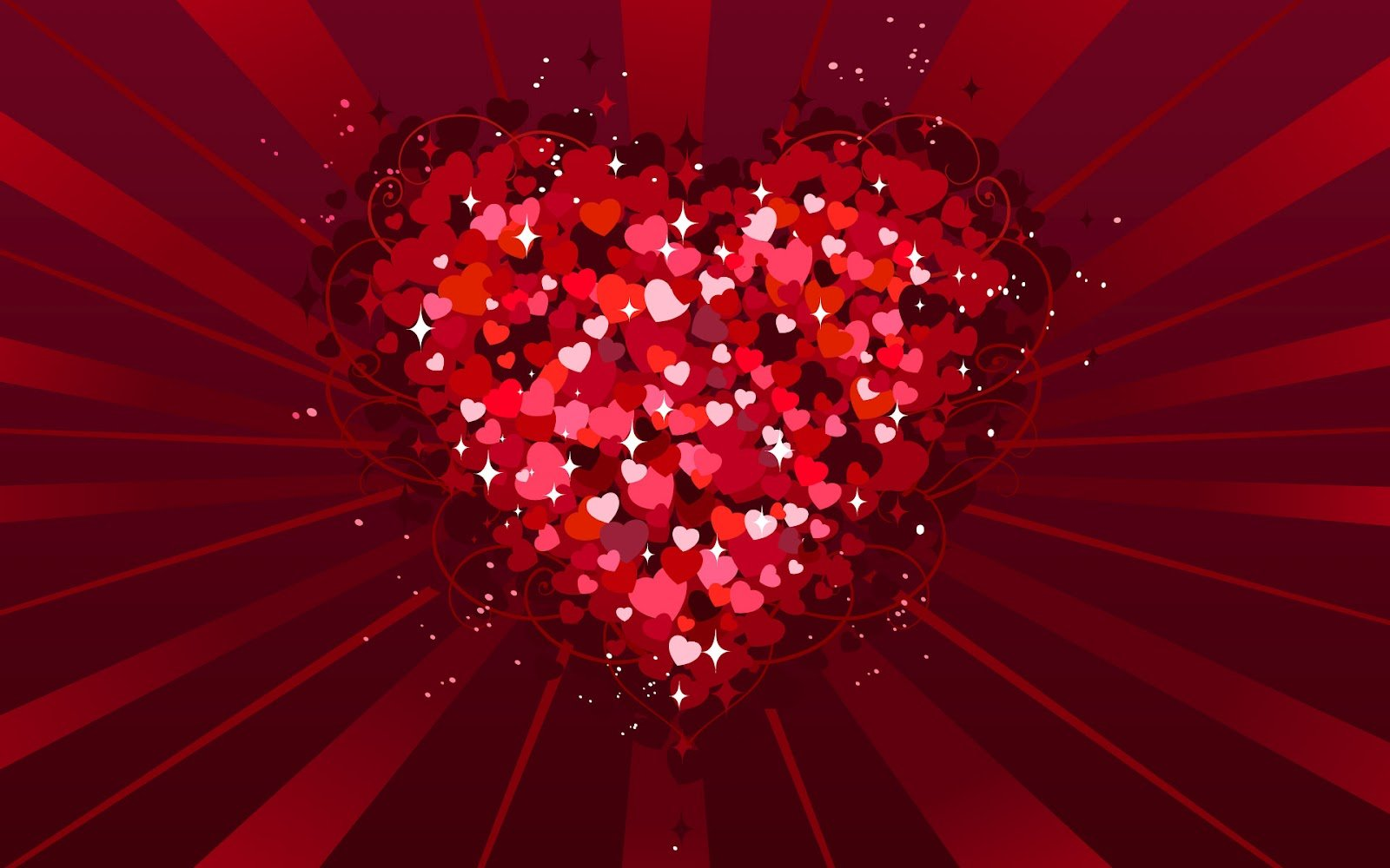 Cute Heart Valentines Day Wallpapers High Definition HD Wallpapers 1600x1000