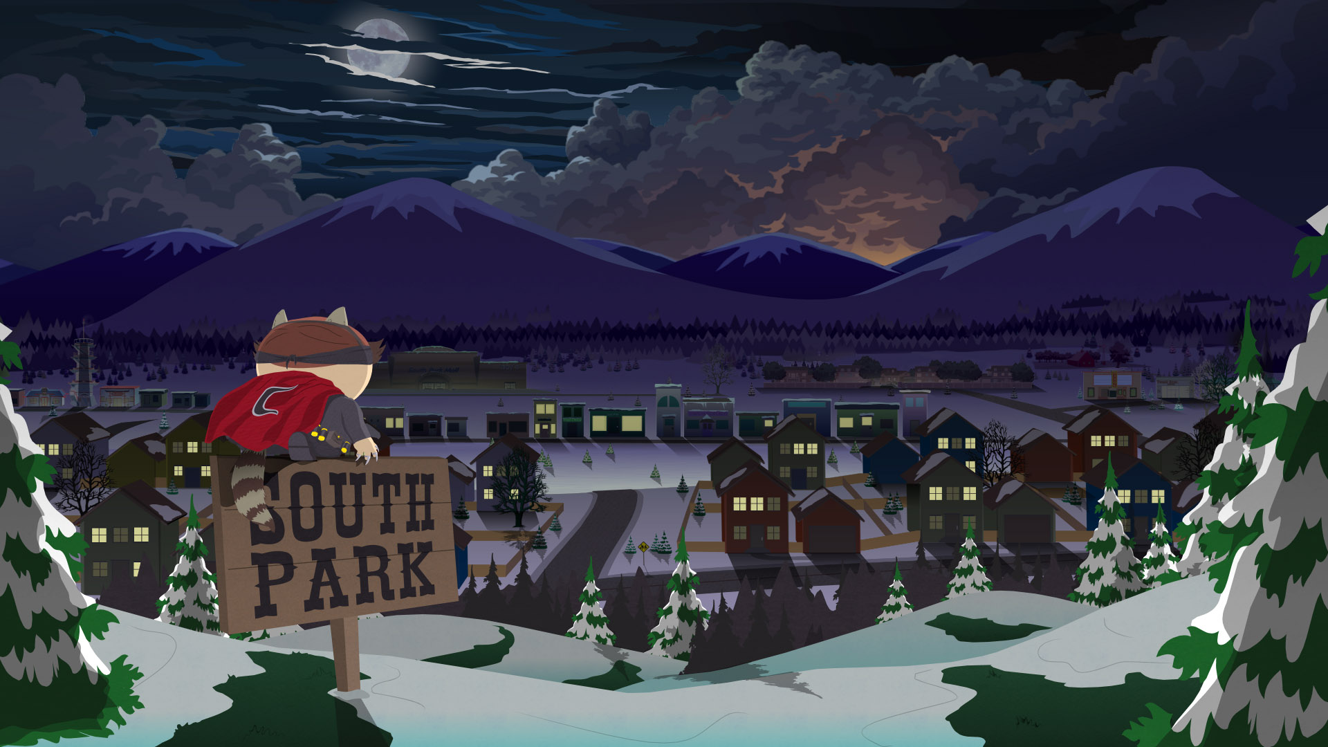 South Park The Fractured But Whole HD Wallpaper 4   1920 X 1080 1920x1080