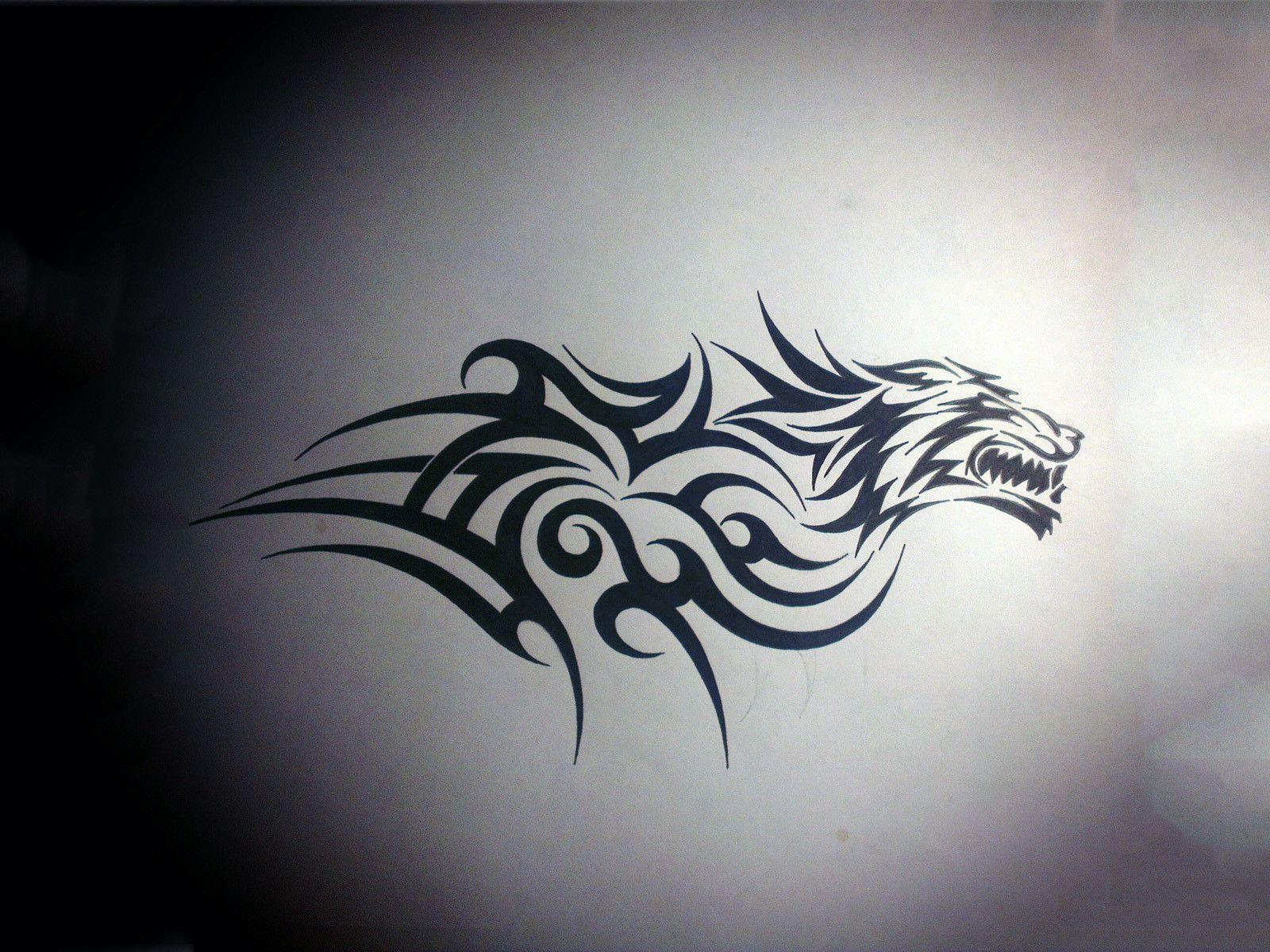 tribal tiger designs - HD1600×1200