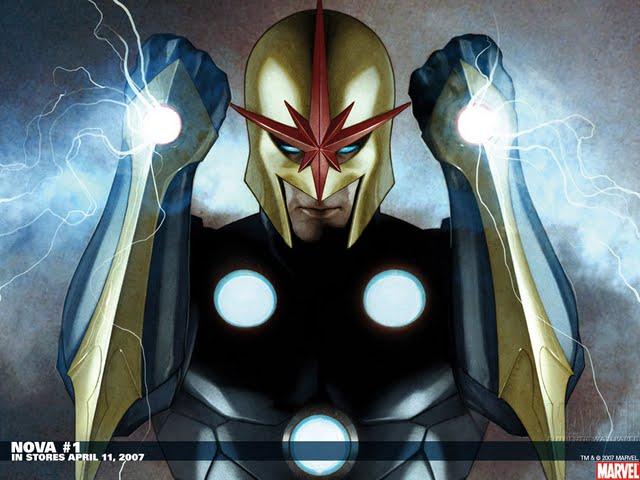 Nova 1   Marvel Comics Wallpaper Walltor 640x480